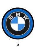 BMW i Logo achterzijde_