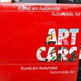 ART CAR BMW M6 GTLM John Baldessari 1:18_