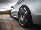 Vaststaande BMW Naafdop 56MM_