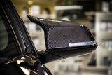 Carbon 'M-look' spiegelkappen F2x F3x_