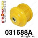 Strongflex draagarm rubber E60/E61, E63/E64, E65/E66 - Yellow_