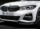 M Performance Pro Splitters Carbon - BMW G20_