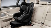 BMW Junior Seat I Zwart/Antraciet