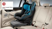 BMW Junior Seat I Zwart/Blauw
