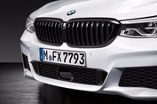 M Performance grille G32 GT