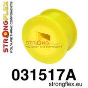 Strongflex draagarm rubber 66MM E46, Z4 - Yellow