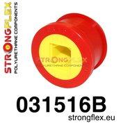 Strongflex draagarm rubber 60MM E46, Z4 - Red