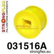 Strongflex draagarm rubber 60MM E46, Z4 - Yellow
