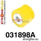 Strongflex voorste differentieel rubber E46 M3, Z4M - Yellow