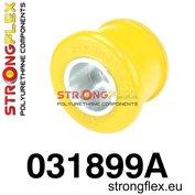 Strongflex achterste differentieel rubber E46 M3, Z4M - Yellow