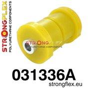 Strongflex subframe rubber achteras E30 - Yellow