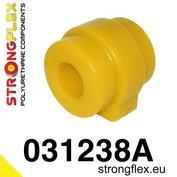 Strongflex stabilisatorstang rubber vooras E38 E39 - Yellow