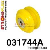 Strongflex achterste stuurarm rubber E38, E39, E6x, X5 E53- Yellow