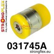 Strongflex achterste draagarm rubber E39, E6x, X5 E53- Yellow