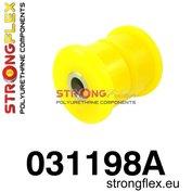 Strongflex achterste drager rubber E39, E6x, X5 E53- Yellow