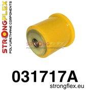 Strongflex voorste differentieel rubber E39 - Yellow