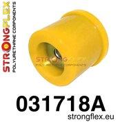 Strongflex achterste differentieel rubber E39 - Yellow