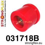 Strongflex achterste differentieel rubber E39 - Red