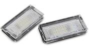 Set LED kentekenplaat verlichting E46 sedan