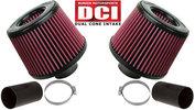 Burger Motorsports Dual Cone Air Intake kit N54