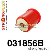 Strongflex achterste differentieel rubber E8x E9x M - Red