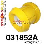 Strongflex achterste subframe rubber E8x E9x M - Yellow