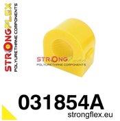 Strongflex achterste stabilisatorstang rubber E82 M1 E9x M3 - Yellow