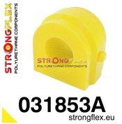 Strongflex voorste stabilisatorstang rubber E82 M1 E9x M3 - Yellow