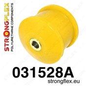 Strongflex voorste draagarm rubber E9x X1 E84 xDrive 4x4 - Yellow