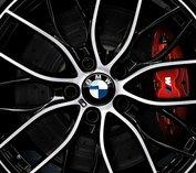 Vaststaande BMW Naafdop 56MM