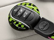 MINI Key Cap Vivid Green