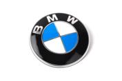 BMW motorkap embleem