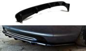 Diffuser hoogglans zwart E46 coupe cabrio