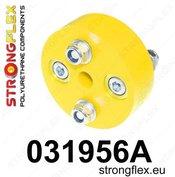 Strongflex stuurstang rubber E36 - Yellow