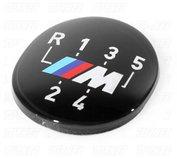 BMW 5 versnelling M embleem