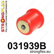 Strongflex voorste differentieel rubber E60/E61, E63/E64, X5 E53 - Red