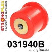 Strongflex achterste differentieel rubber E60/E61, E63/E64, X5 E53 - Red