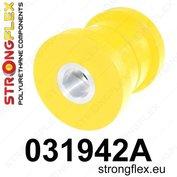 Strongflex achterste subframe rubber E60/E61, E63/E64 - Yellow