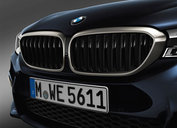 M Performance grille 'Cerium Grey' - X5 G05