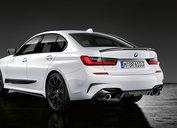 M Performance achterspoiler Carbon - BMW G20