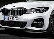 M Performance Pro Splitters Carbon - BMW G20
