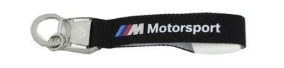 Sleutelhanger Motorsport zwart
