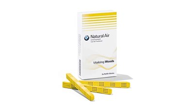 BMW Natural Air refill-kit Vitalizing Woods
