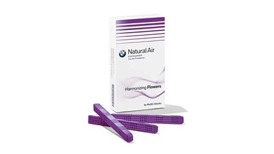 BMW Natural Air refill-kit Harmonizing Flowers