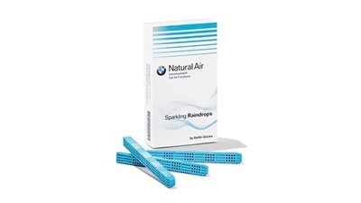 BMW Natural Air refill-kit Sparkling Raindrops