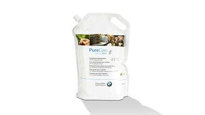 Ruitensproeiervloeistof met bio-gemberextract