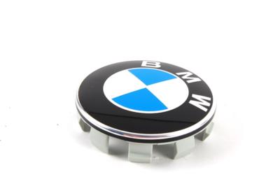 BMW Naafembleem Chroom