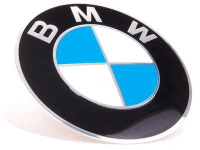 BMW Naafembleem 64.5mm