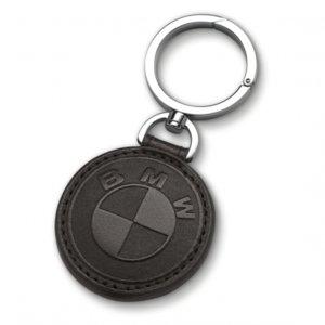 BMW sleutelhanger leder