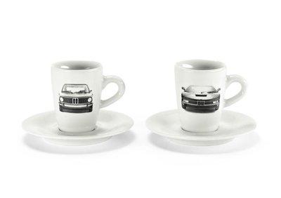 BMW Heritage espresso set